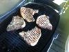 Kalvekød på grill