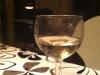 Et glas hvidvin