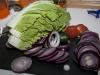 Salat til burger