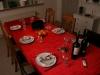 Jule borddækning